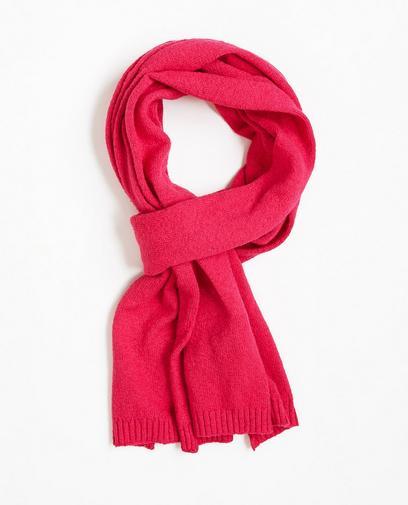 Fuchsiaroze sjaal